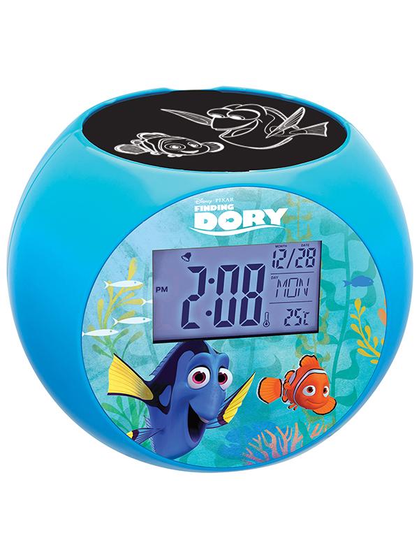 Finding Nemo Dory Projector Alarm Clock