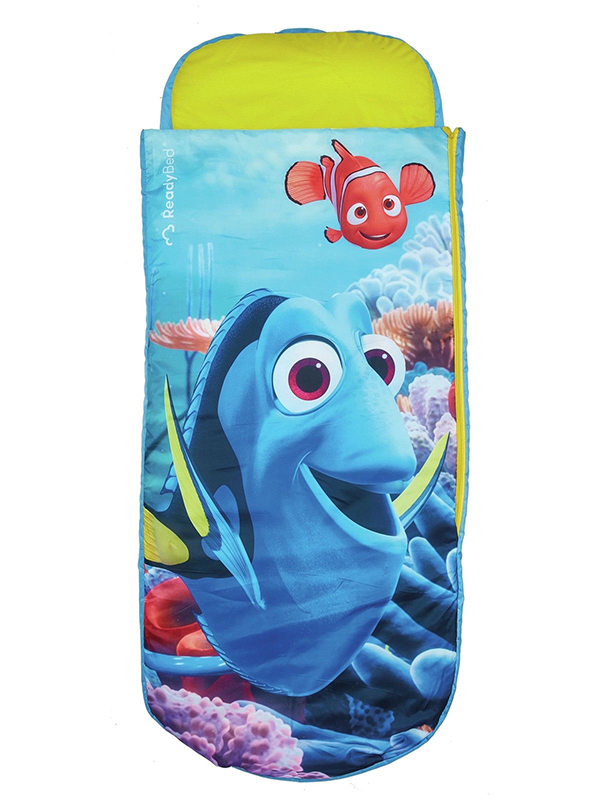 Finding Dory Junior Ready Bed Sleepover Solution