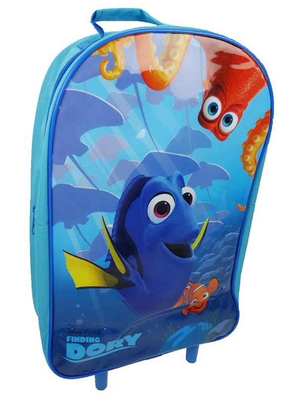 Finding Dory Nemo Wheeled Trolley Bag