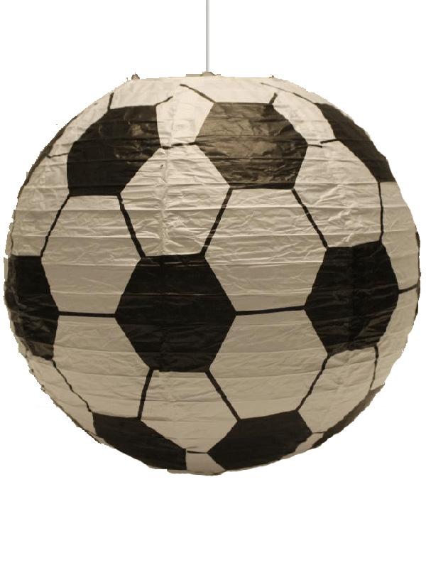 Football Paper Light Shade