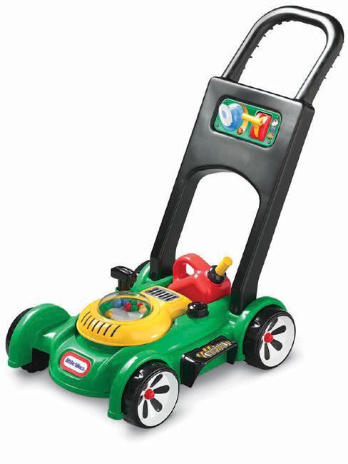 Gas n Go Lawn Mower Little Tikes