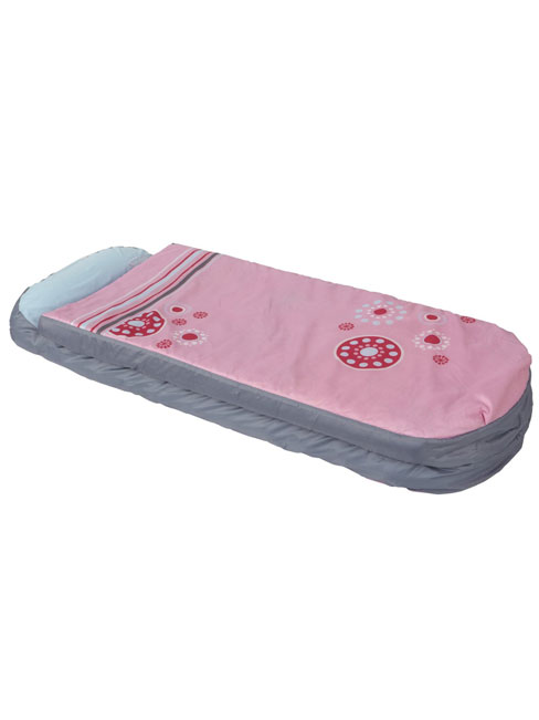 Girls Junior Generic Ready Bed - All-in-One Sleepover Solution