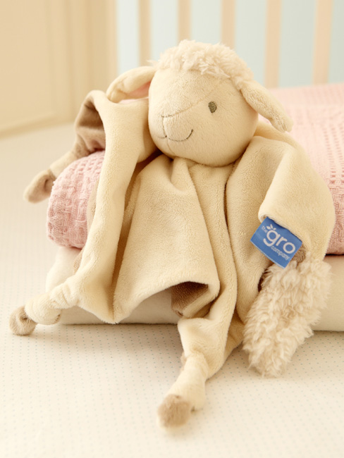 Gro Comforter - Lottie the Lamb