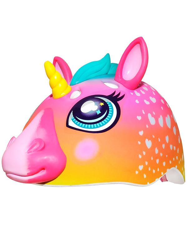 Raskullz Rainbow Unicorn Safety Helmet