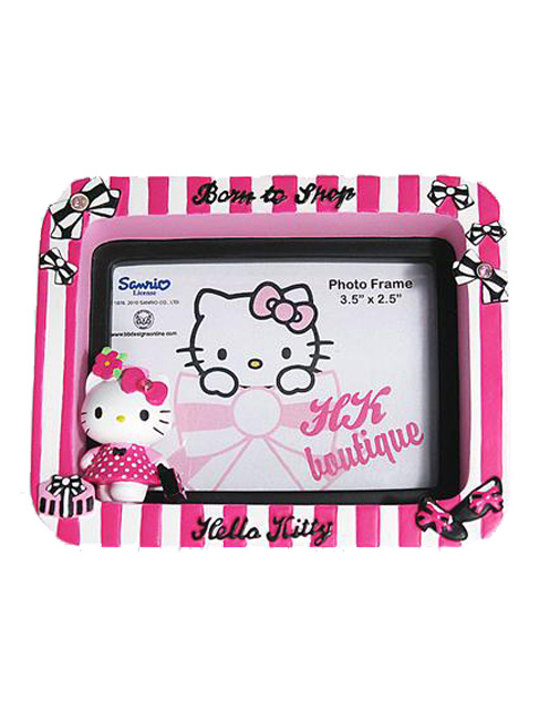 Hello Kitty \'Born to Shop\' Photo Frame
