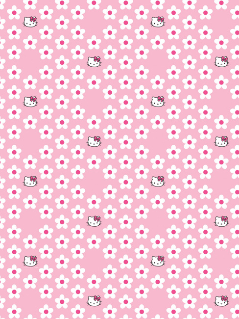 Hello Kitty Fashion Wallpaper 10m