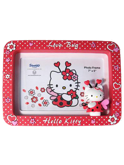 Hello Kitty \'Lovebug\' Photo Frame
