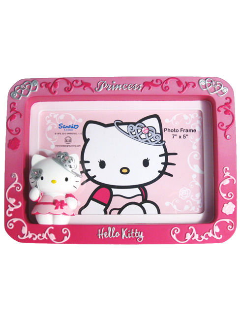 Hello Kitty \'Princess\' Photo Frame