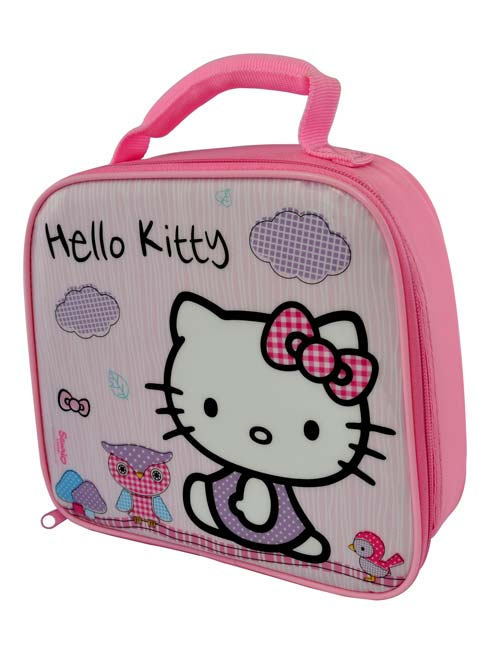 Hello Kitty Woodland Animals Lunch Bag