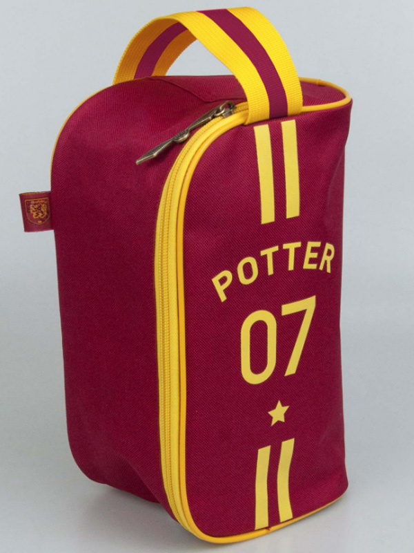 Harry Potter Quidditch Toiletry Wash Bag