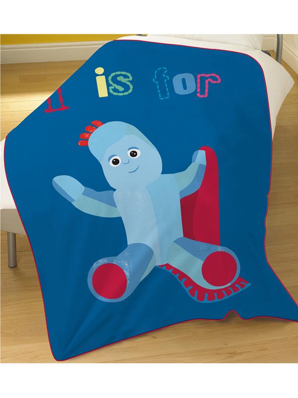 In the Night Garden Fleece Blanket