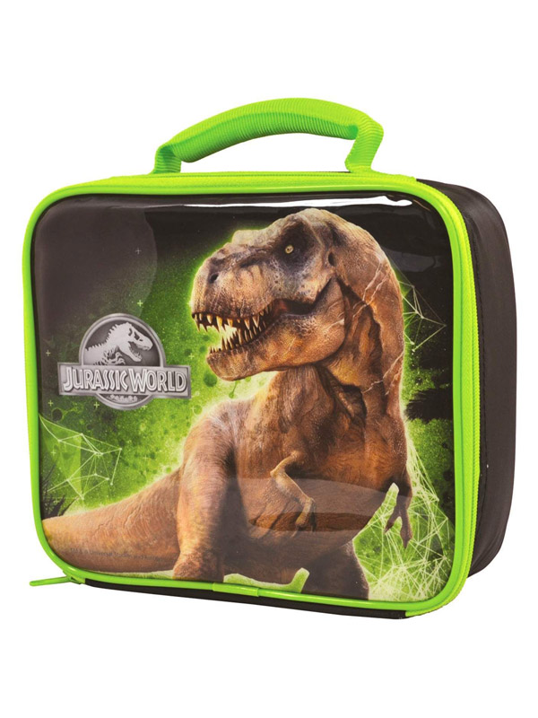 Jurassic World Insulated Lunch Bag