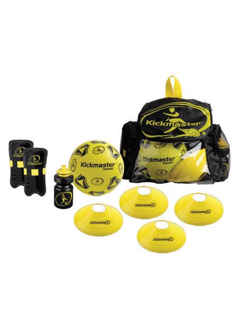Kickmaster Football Backpack Training Set