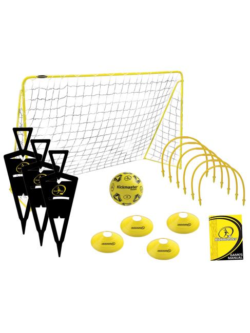 Kickmaster Ultimate Football Challenge Set