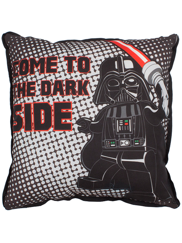 lego star wars villains canvas cushion