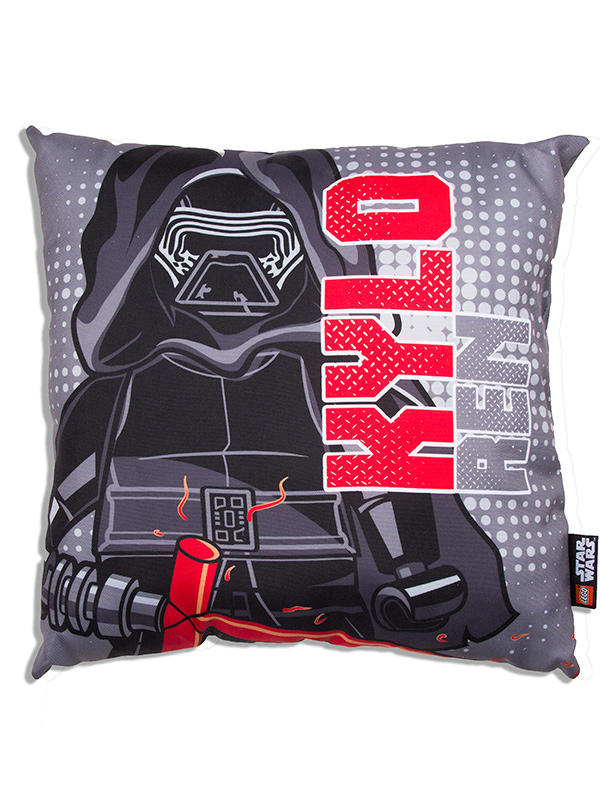 lego star wars seven canvas cushion