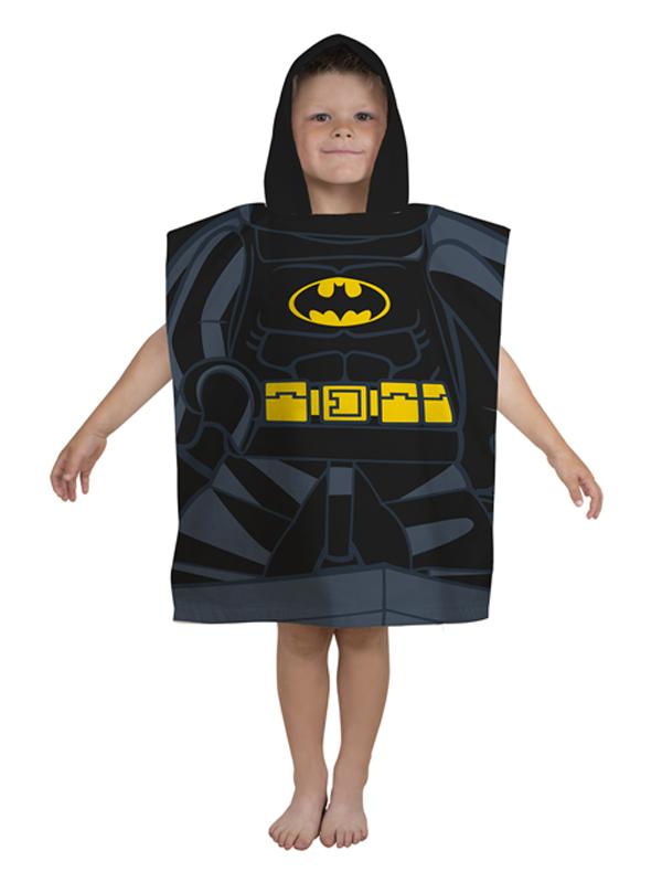 Lego DC Superheroes Batman Kapow Hooded Poncho