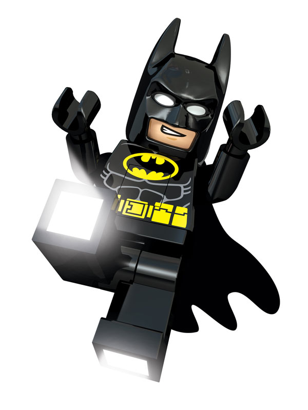 Lego DC Superheroes Batman LED Torch