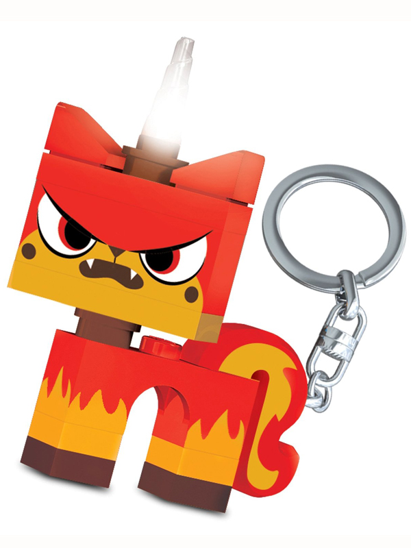 Lego Movie Angry Uni Kitty Keylight