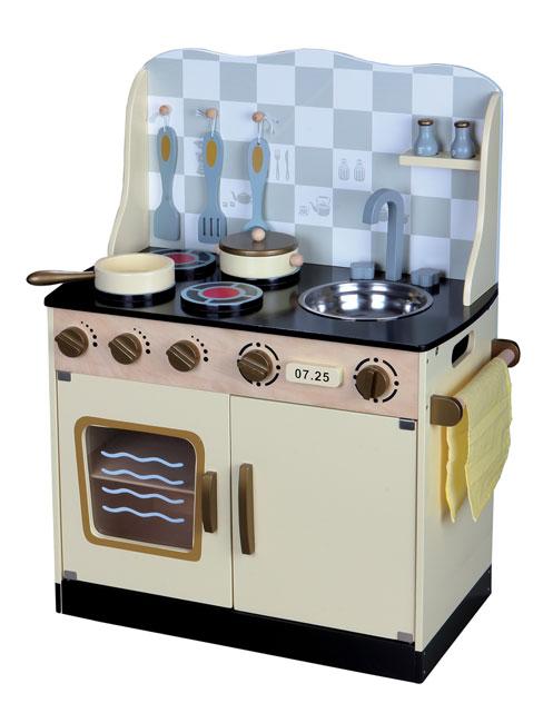 Leomark Wooden Vintage Kitchen