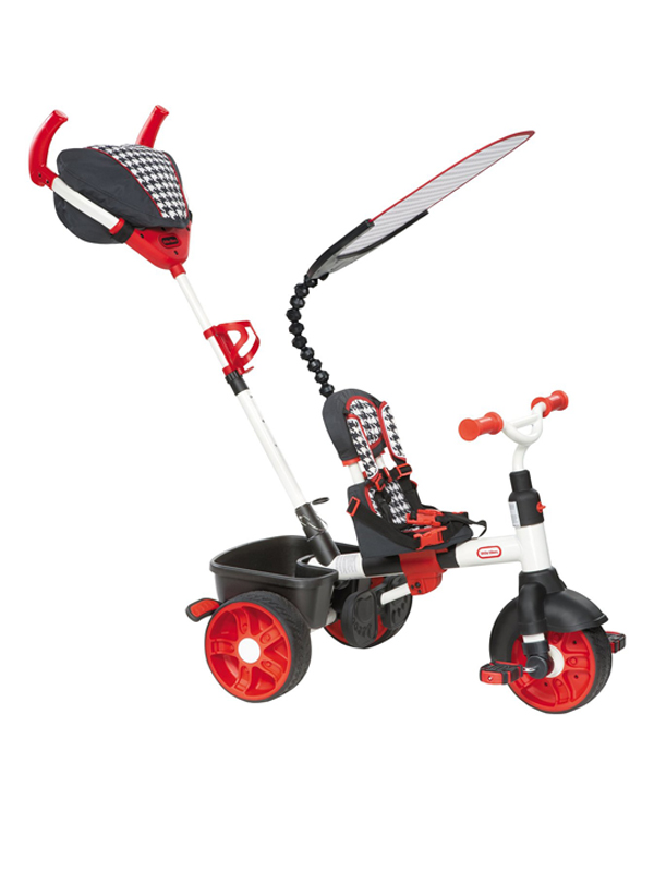 Little Tikes 4 in 1 Trike Red Sports Edition