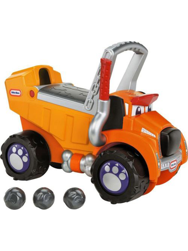 Little Tikes Big Dog Truck Ride On and Walker