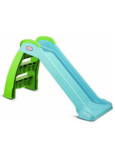 Little Tikes First Slide Blue Green