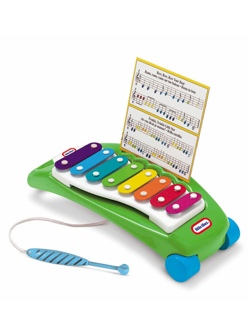 Little Tikes Tap-a-Tune Xylophone - Green