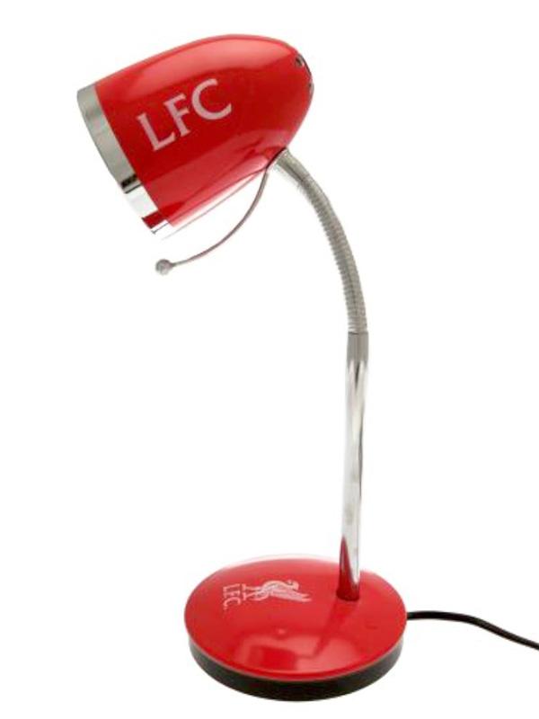 Liverpool FC Bedside Lamp