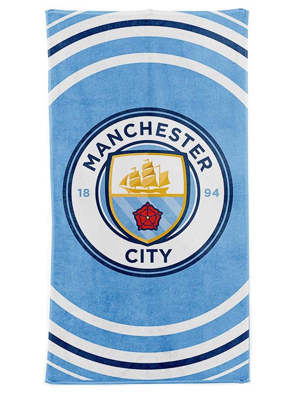 Manchester City FC Pulse Towel