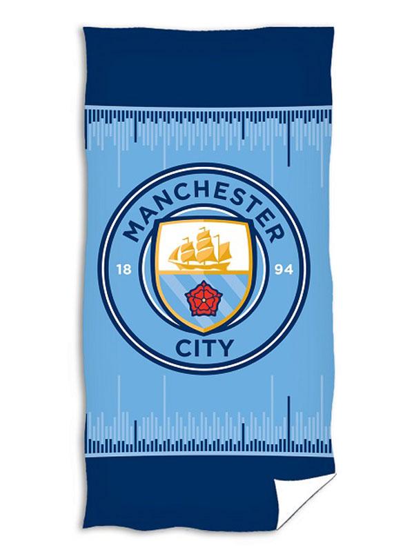 Manchester City FC Logo Towel