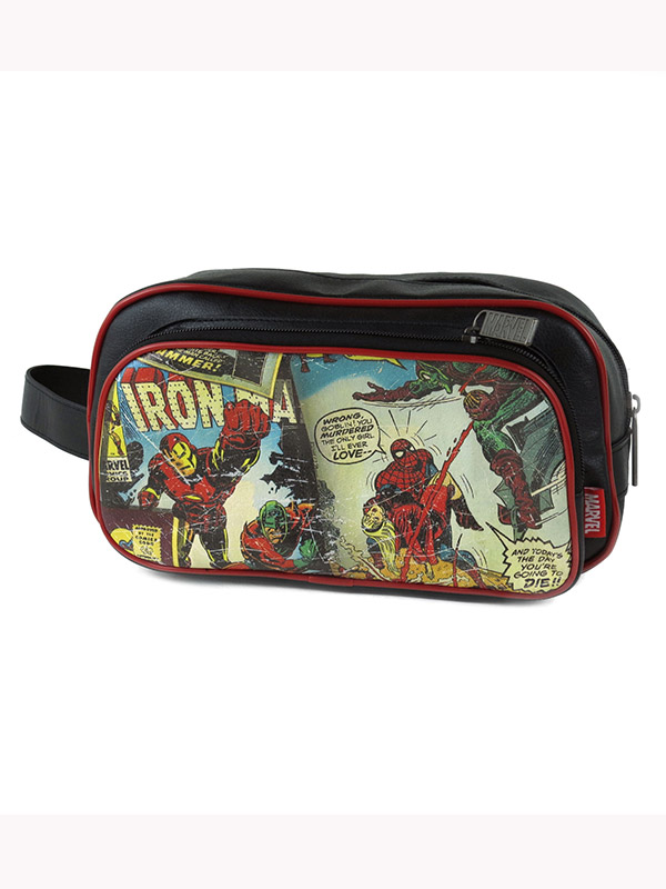 Marvel Comics Retro Toiletry Bag