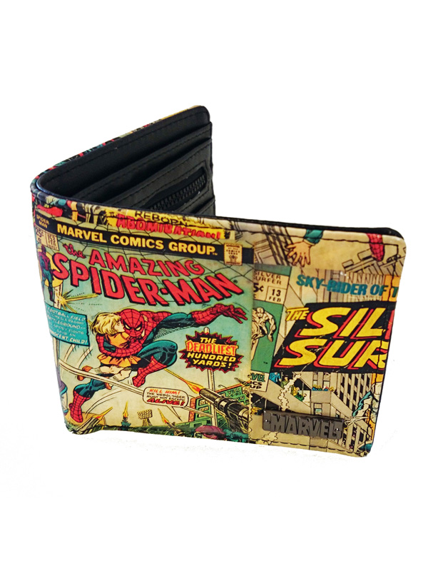 Marvel Comics Outside Print Wallet