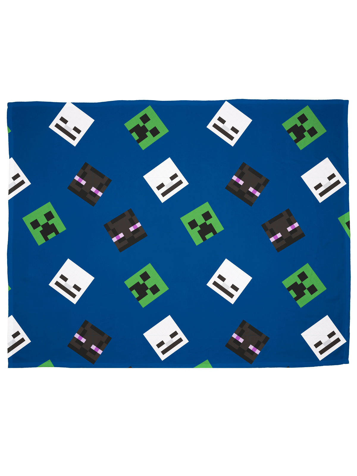 Minecraft Creeps Fleece Blanket
