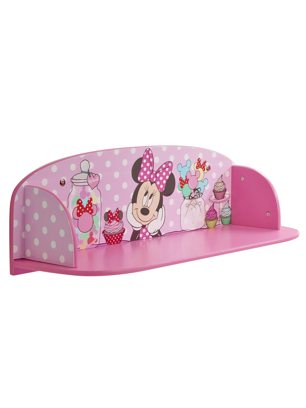 Minnie Mouse Booktime Bookshelf