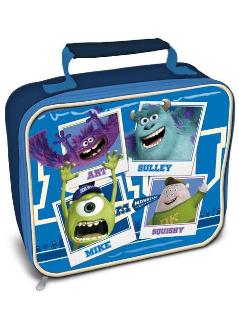 Monsters University Rectangular Lunch Bag