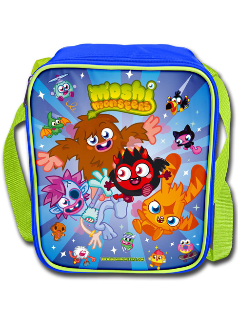 Moshi Monsters Insulated Lunch Bag