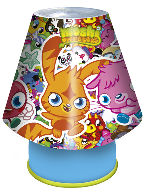 Moshi Monsters Moshlings Kool Lamp