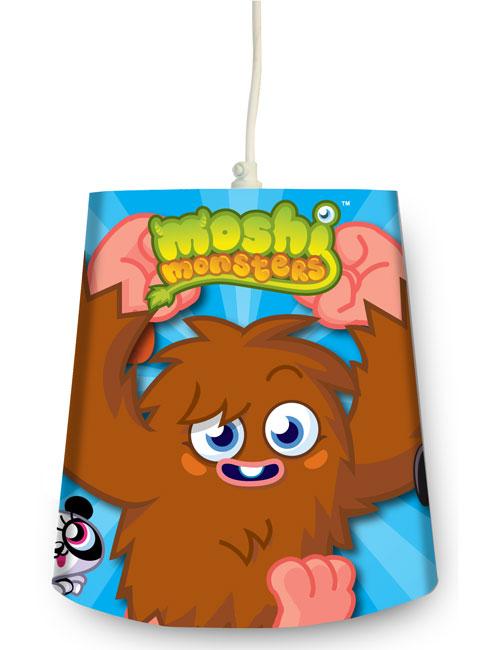 Moshi Monsters Tapered Pendant Light Shade