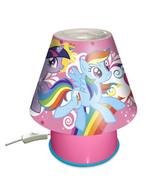 My Little Pony Kool Lamp
