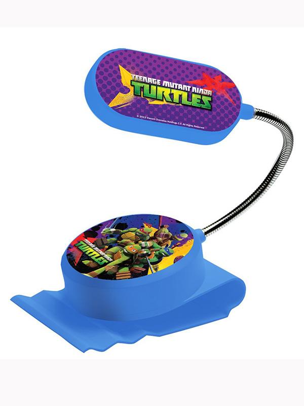 Teenage Mutant Ninja Turtles Clip On Bed Light