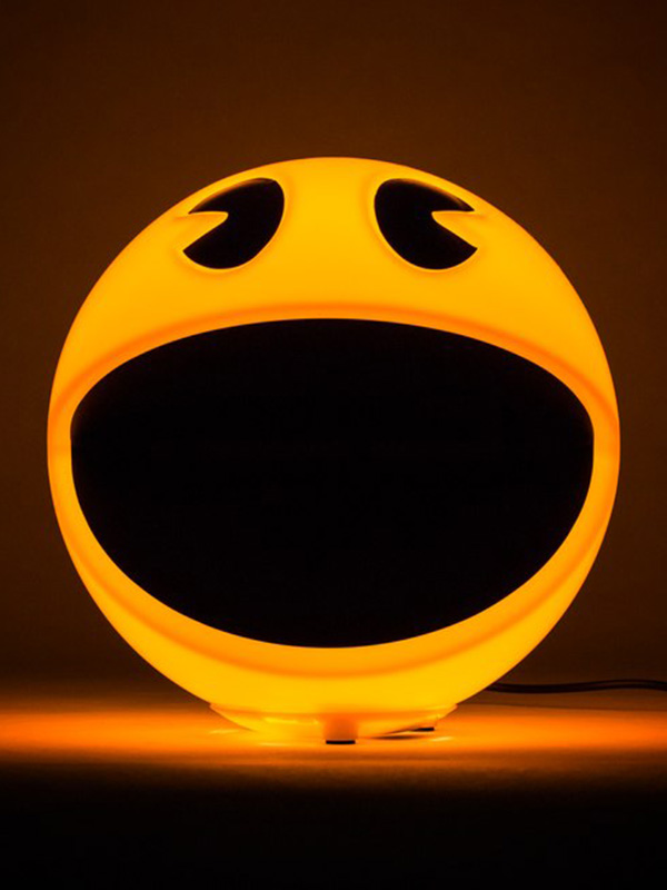 Price Right Home Pac-Man Lamp with Sound Effects