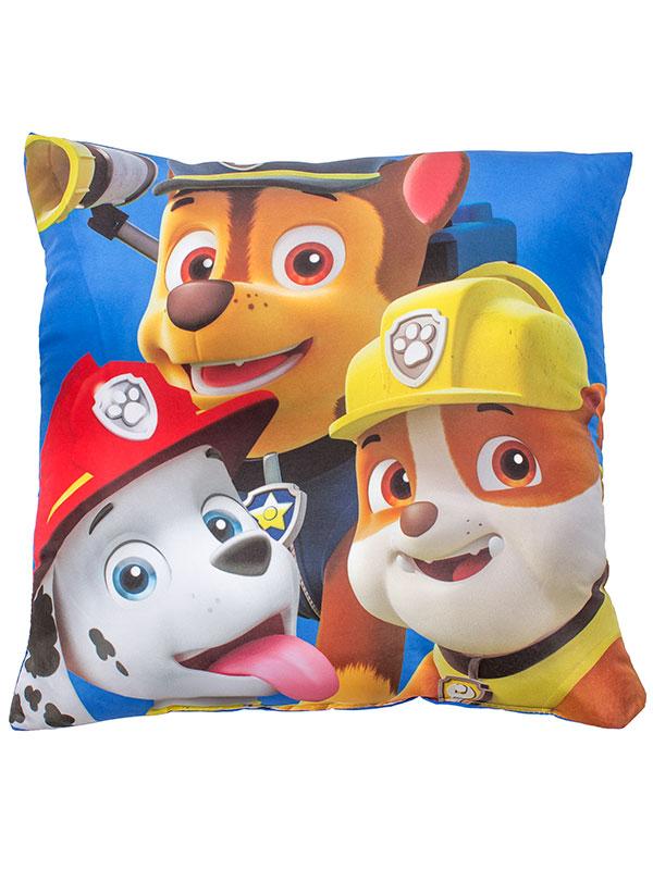 paw patrol pawsome reversible cushion