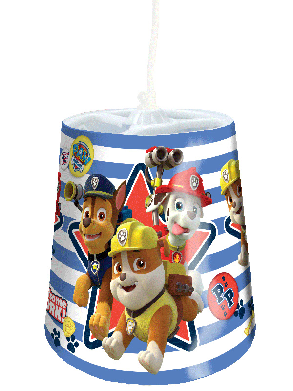 Paw Patrol Tapered Ceiling Light Shade