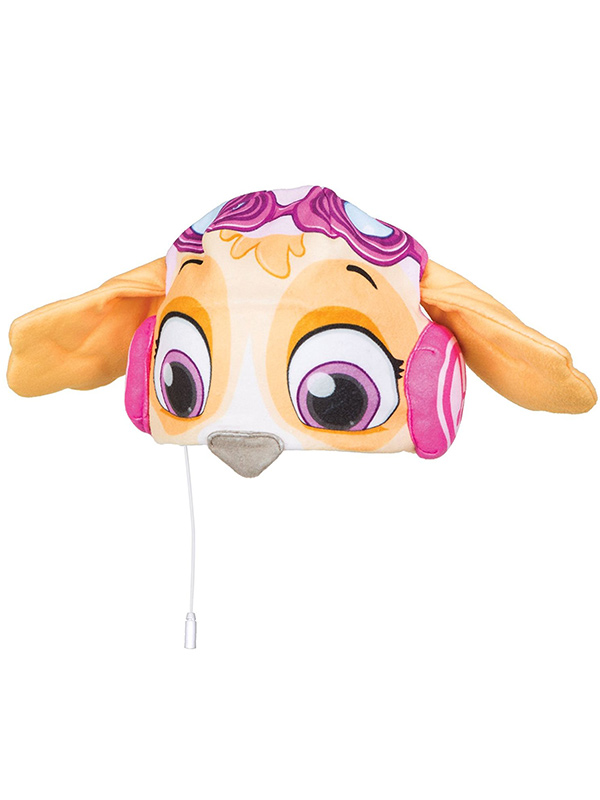 Paw Patrol Skye Headphone Hat