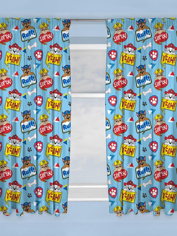 Paw Patrol Peek Curtains