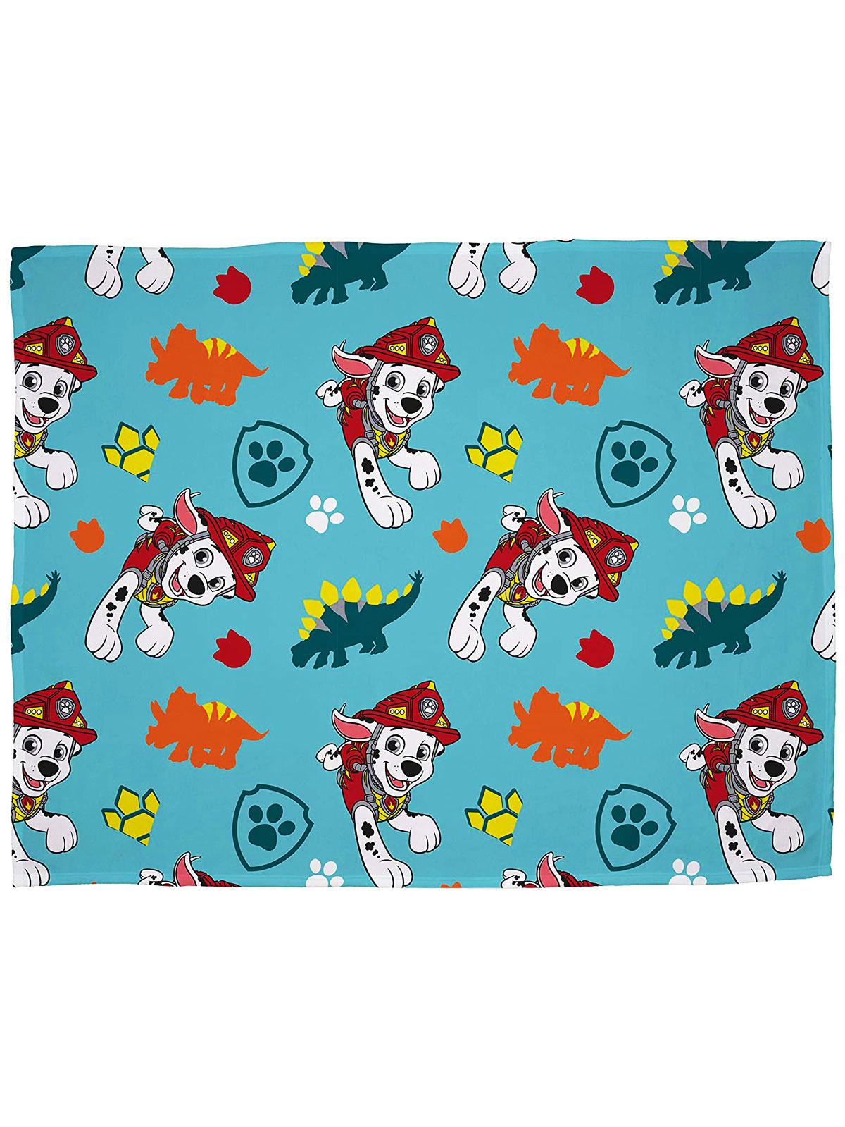 Paw Patrol Dino Fleece Blanket