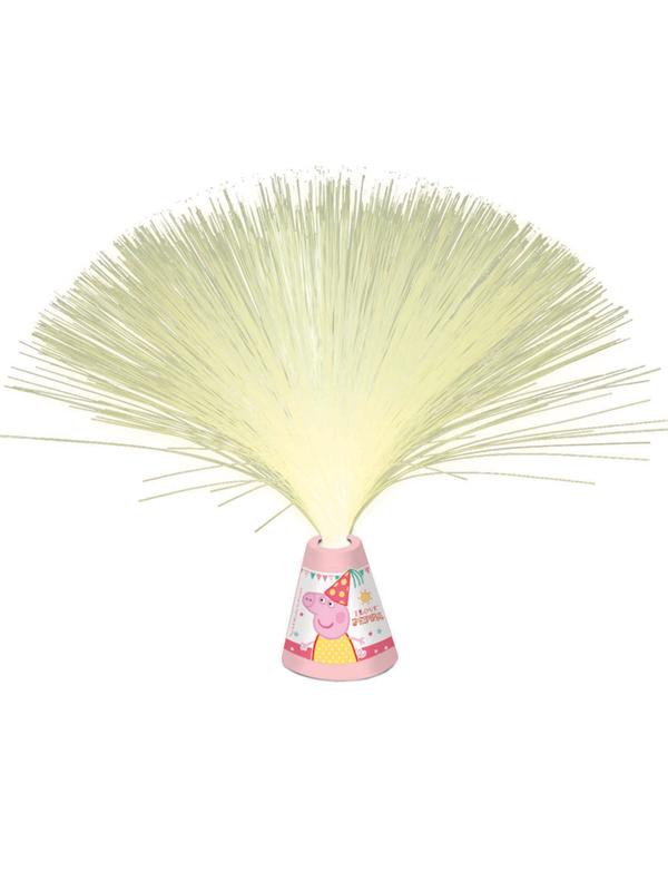 Peppa Pig Funfair Fibre Optic Lamp