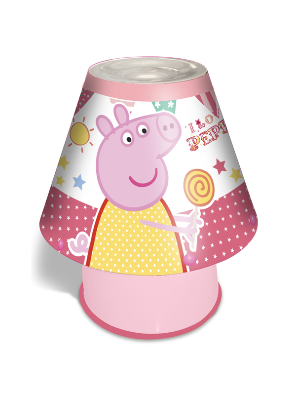 Peppa Pig Funfair Kool Lamp