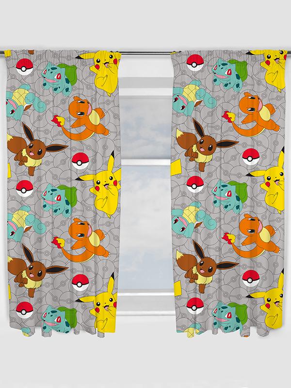 Pokémon Catch Curtains